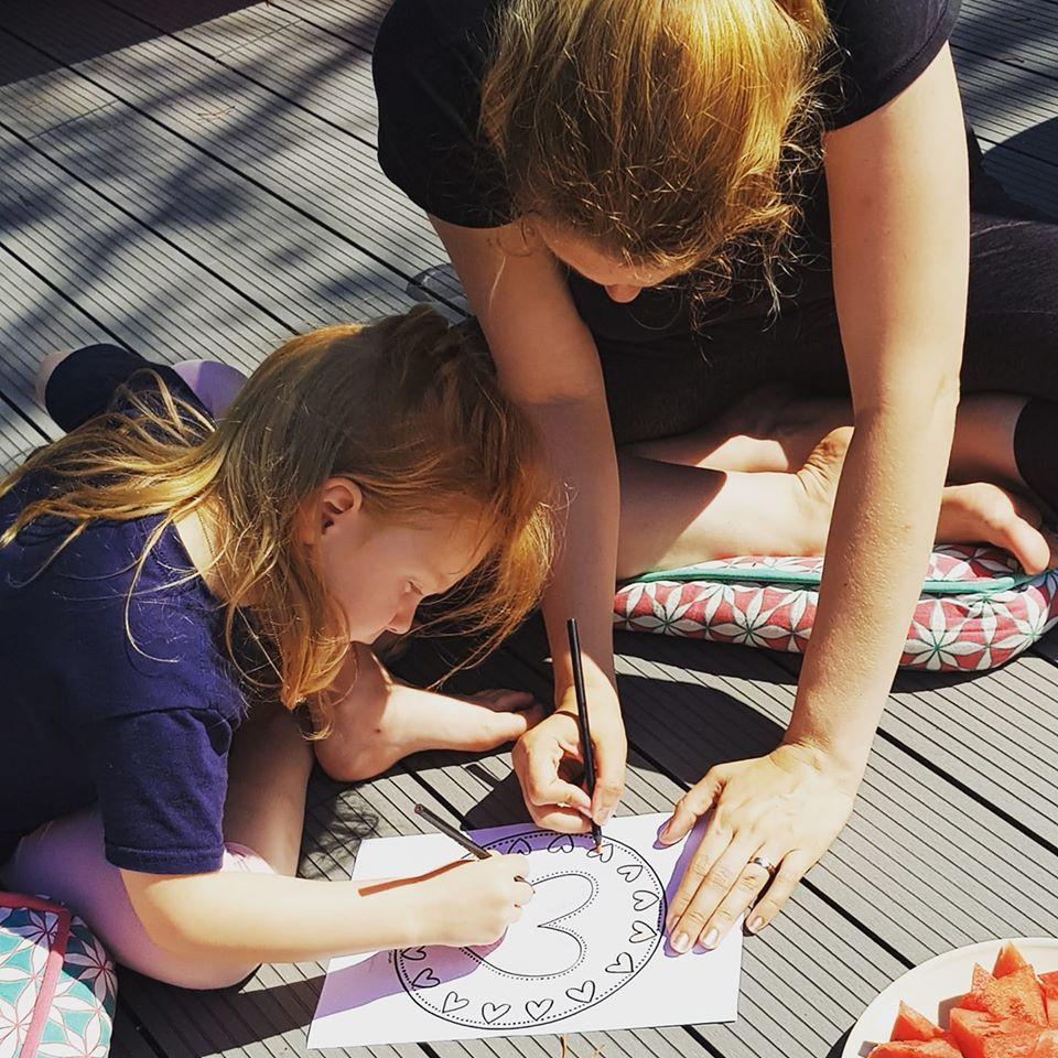 Familien-Yoga, Yoga für Familien, Yoga für alle, Familienyoga am Wochenende