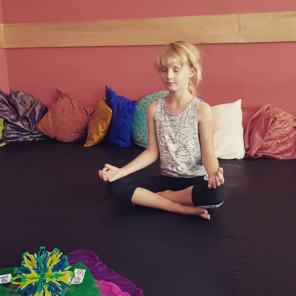 Kinderyoga, Yoga für Kinder